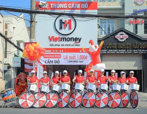 Cầm đồ Online 24h Vietmoney