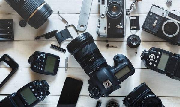 Các loại máy ảnh chấp nhận cầm cố