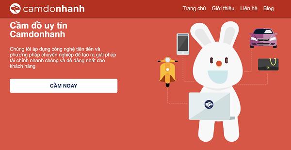 Hướng dẫn cách đăng ký cầm đồ Online tại Camdonhanh