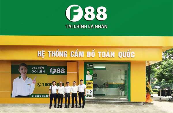 Dịch vụ tài chính cá nhân F88