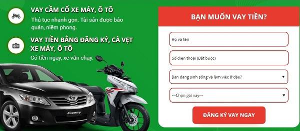 Hướng dẫn cách cầm đồ Online tại TienNgay.vn