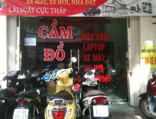 Tiệm cầm đồ Linh Vũ