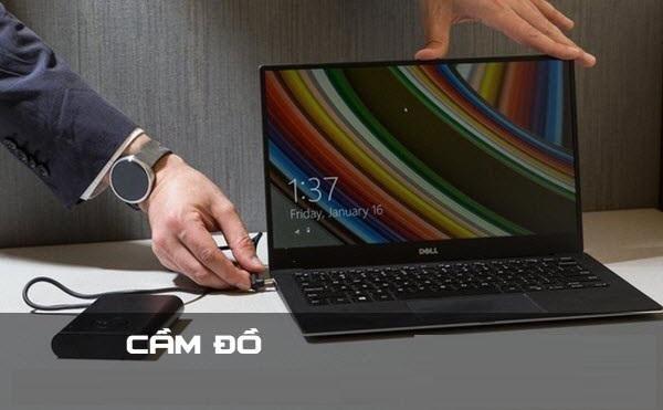 Các đơn vị cầm đồ nhận cầm laptop hầu hết các loại