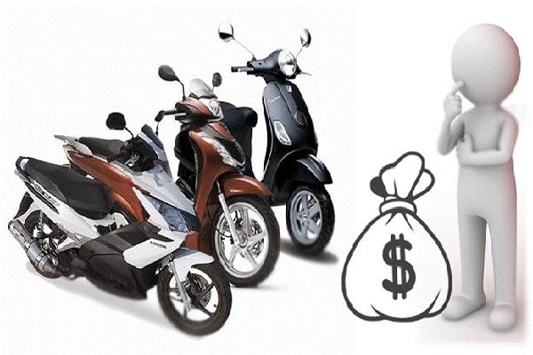 Ưu điểm dịch vụ cầm xe máy