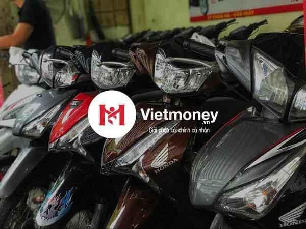 Cầm xe máy không chính chủ tại VietMoney